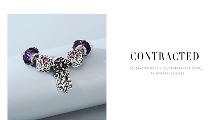 韩版时尚创意个性百搭大气玻璃水钻手链