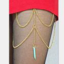 欧美时尚百搭个性身体链