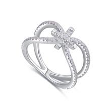 S925纯银戒指--爱情终点
