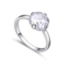 S925纯银戒指--早茶月光