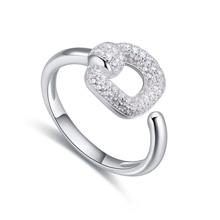 S925纯银戒指--旧年不在