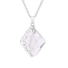 奥地利水晶项链--流年(白色)