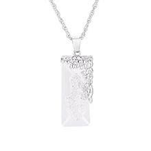 奥地利水晶项链--似水年华(白色)