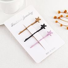 韩版时尚甜美小海星发夹(颜色随机)