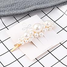 韩版古装风气质珍珠发夹