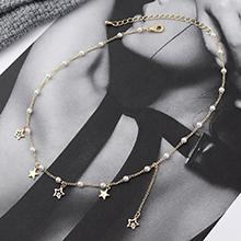 精品项链--星之珠(14K金)