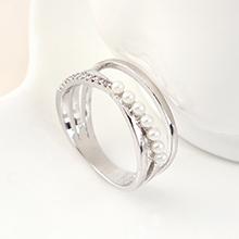 AAA级锆石戒指--爱在西元前(14K金)