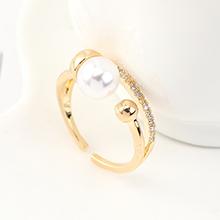 AAA级锆石戒指--爱的等候(14K金)