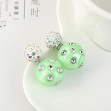 韩版创意个性时尚气质彩球(绿色)
