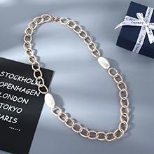 欧美时尚个性创意夸张珍珠项链