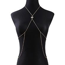 韩版东大门时尚百搭气质小仙女个性身体链