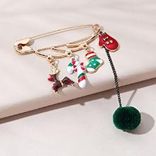 圣诞系列创意百搭潮流小清新胸针