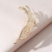欧美创意时尚个性气质大牌天使之翼单边耳钉
