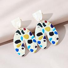 韩版创意时尚个性大牌潮流耳环