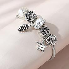 欧美时尚百搭创意潮流潘多拉手链