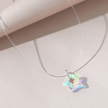韩版时尚百搭小仙女ins潮流行潮流小星星项链