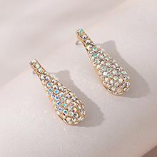 韩版时尚小众百搭流行小清新耳环