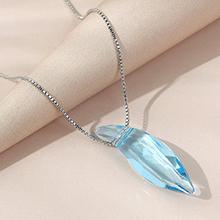 奥地利水晶项链--月亮湾