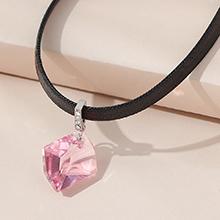奥地利水晶项链--魔法水晶(白金)