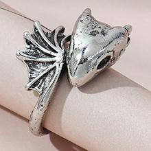 韩版百搭时尚创意个性夸张戒指